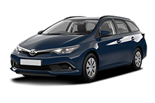 Mandataire TOYOTA AURIS TOURING SPORTS NOUVELLE MY17