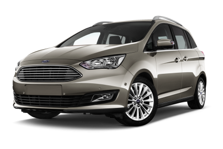 ford grand c max 1 5 tdci 120 s s titanium x paris 7 places 5 portes 26325 euros. Black Bedroom Furniture Sets. Home Design Ideas